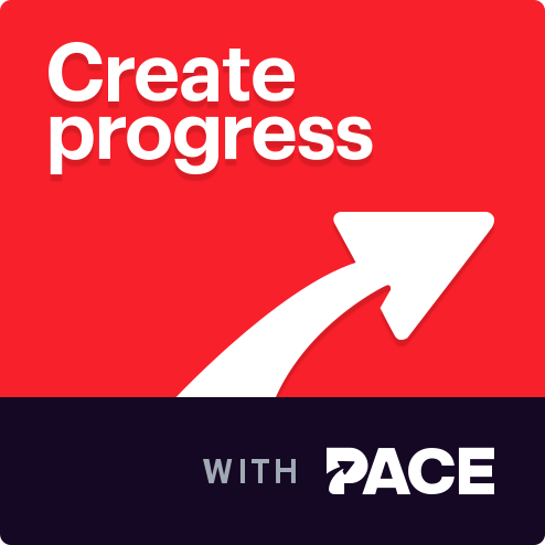Pace Join Progress