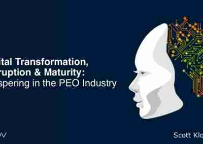Scott Klososky | Digital Transformation, Disruption, and High-Beam Leadership: Prospering Your PEO
