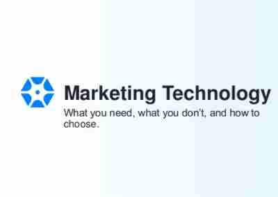 Ryan McInerney | Marketing for Revenue: Using Advertising, Websites, and Automation Effectively