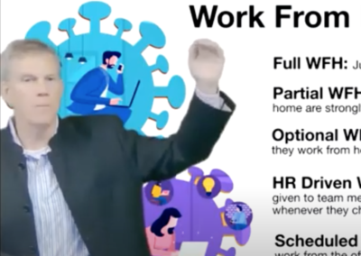 Scott Klososky | Managing #WFH Teams | C-19 | Disrupted Workforce | PACE PEO Mastermind Mini-Session